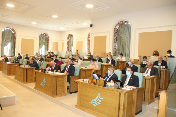 Zeytinburnu Belediye Meclisi Haziran Ayı Birinci Birleşim